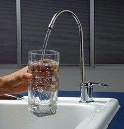 Установка фильтра очистки воды город Дзержинск