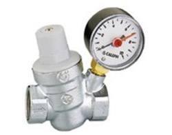 монтаж и подключение регулятора давления воды