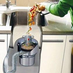 Установка измельчителя пищевых отходов в Дзержинске, подключение измельчителя пищевых отходов в г.Дзержинск
