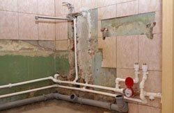 Замена старых труб в квартире, коттедже, на доче, доме, складе, помещении или офисе в городе Дзержинск